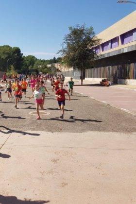 """Más de 500 corredores en la 42 Carrera Popular """"Villa de Herencia"""" 8"""