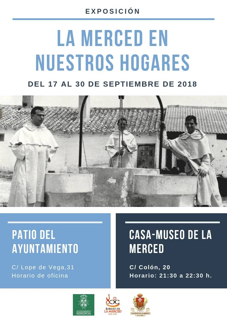 Exposici%C3%B3n mercenaria - Exposición La Merced en nuestros hogares