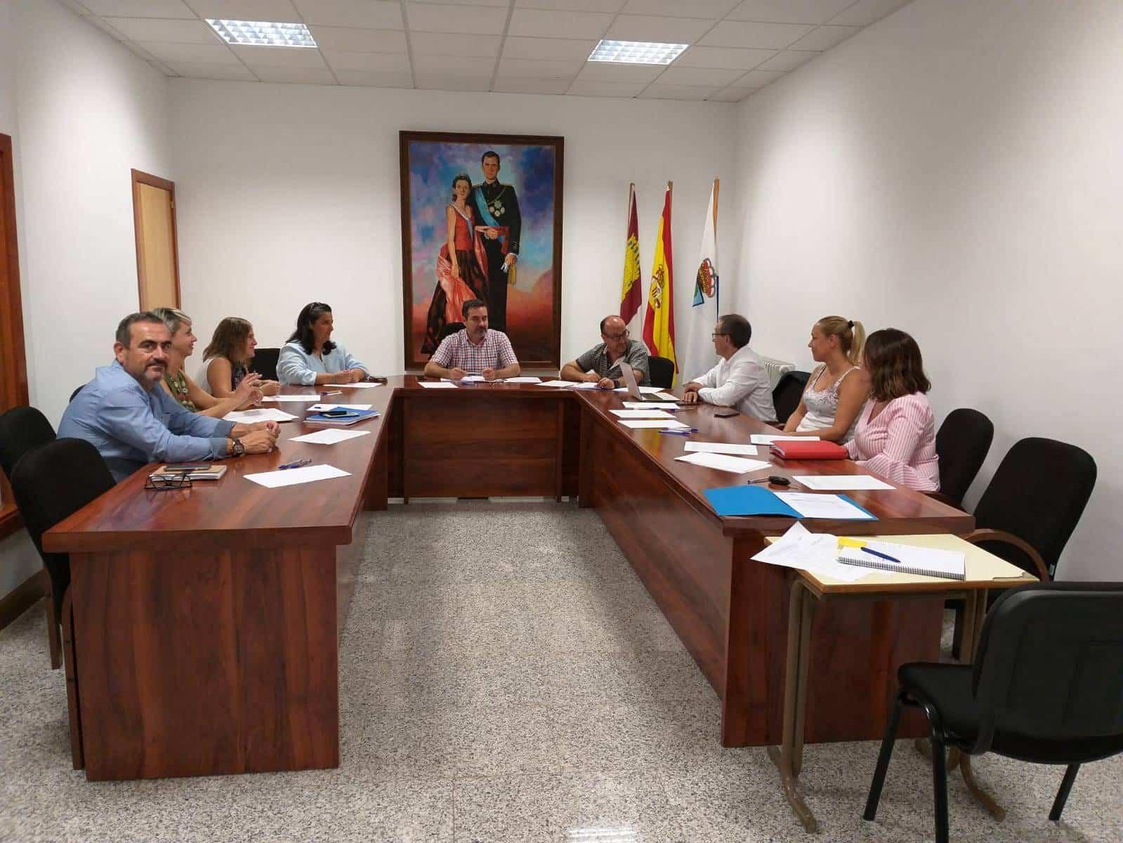 JuntaDirectivaSeptiembre mancha norte - Nuevo proyecto de Mancha Norte contra la violencia de género