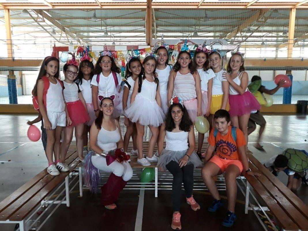 La Escuela de Verano cierra temporada con casi 300 participantes 2 1068x801 - La Escuela de Verano cierra temporada con casi 300 participantes