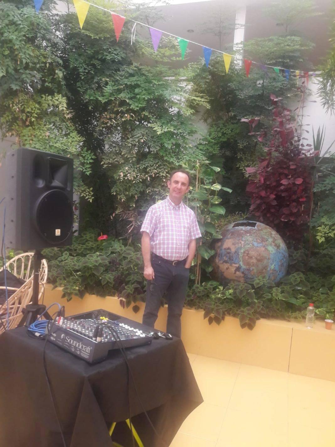 Concierto de Cis Adar en el centro parroquial de Los Yébenes 4