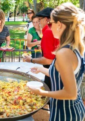Pincho de la Vaquilla de la Feria y Fiesta de Herencia 1 294x420 - Fotografías del Pincho de la Vaquilla de la Feria y Fiesta de Herencia