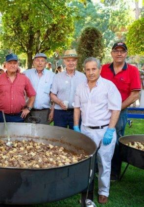 Fotografías del Pincho de la Vaquilla de la Feria y Fiesta de Herencia 15