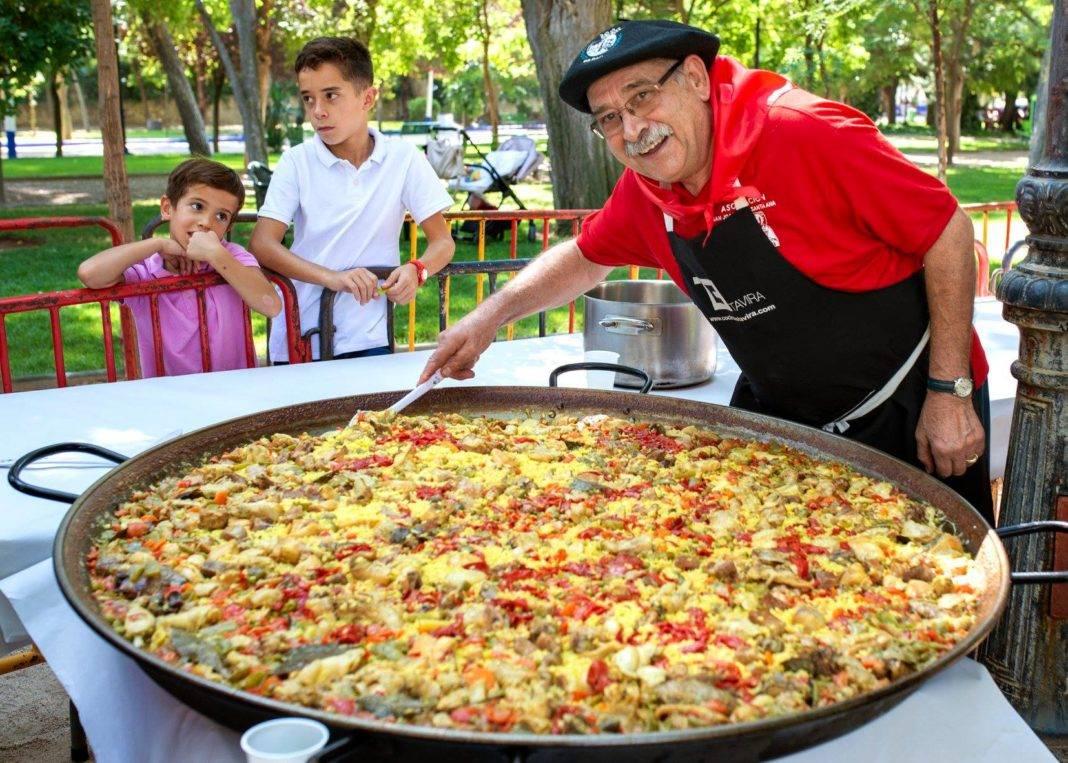 Fotografías del Pincho de la Vaquilla de la Feria y Fiesta de Herencia 22