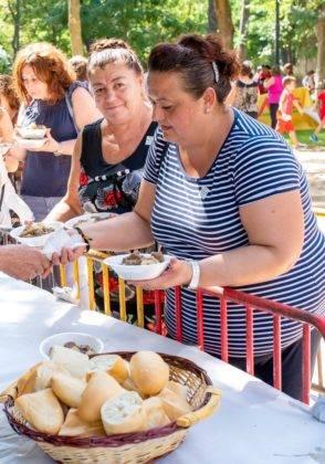 Pincho de la Vaquilla de la Feria y Fiesta de Herencia 7 294x420 - Fotografías del Pincho de la Vaquilla de la Feria y Fiesta de Herencia
