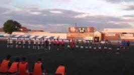 Primer partido de la liga y primera victoria del Herencia CF 4