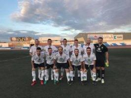 Primer partido de la liga y primera victoria del Herencia CF 6