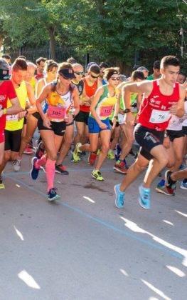 """Más de 500 corredores en la 42 Carrera Popular """"Villa de Herencia"""" 45"""