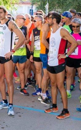 """Más de 500 corredores en la 42 Carrera Popular """"Villa de Herencia"""" 47"""