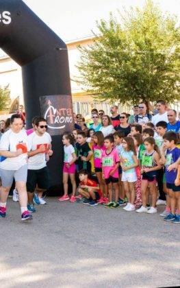 """Más de 500 corredores en la 42 Carrera Popular """"Villa de Herencia"""" 48"""