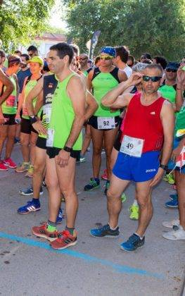 """Más de 500 corredores en la 42 Carrera Popular """"Villa de Herencia"""" 52"""
