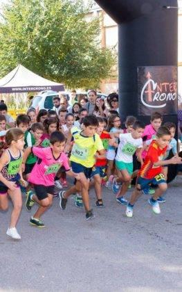 """Más de 500 corredores en la 42 Carrera Popular """"Villa de Herencia"""" 57"""