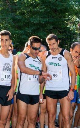 """Más de 500 corredores en la 42 Carrera Popular """"Villa de Herencia"""" 58"""