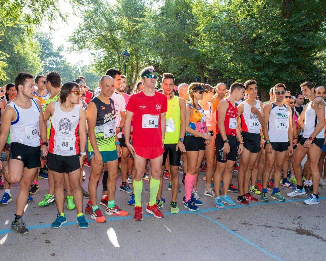 """carrera popular 2018 herencia corredores 26 1068x854 - Cancelada la 44 edición de Carrera Popular """"Villa de Herencia"""""""