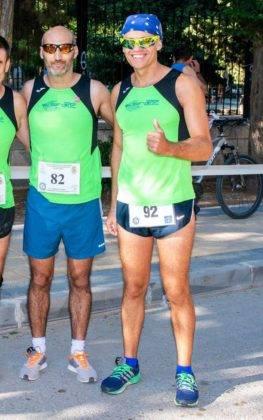 """Más de 500 corredores en la 42 Carrera Popular """"Villa de Herencia"""" 38"""