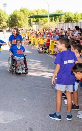 """Más de 500 corredores en la 42 Carrera Popular """"Villa de Herencia"""" 43"""