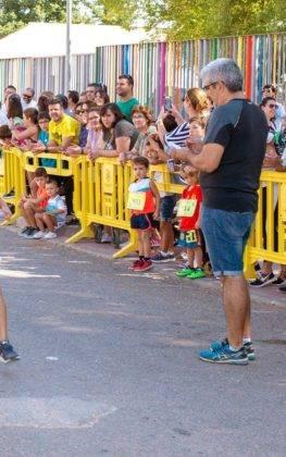 """Más de 500 corredores en la 42 Carrera Popular """"Villa de Herencia"""" 44"""