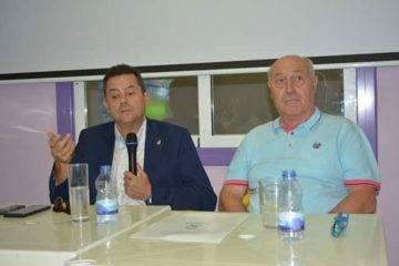 charla tomas roncero madridista herencia 4 360x240 - Tomas Roncero ofreció una charla en la Peña Madridista de Herencia