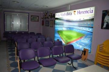 charla tomas roncero madridista herencia 5 360x240 - Tomas Roncero ofreció una charla en la Peña Madridista de Herencia