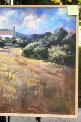 """concurso de pintura rapida feria 2018 herencia 3 280x420 - Celebrado el XII Certamen Nacional de Pintura Rápida """"Villa de Herencia"""""""