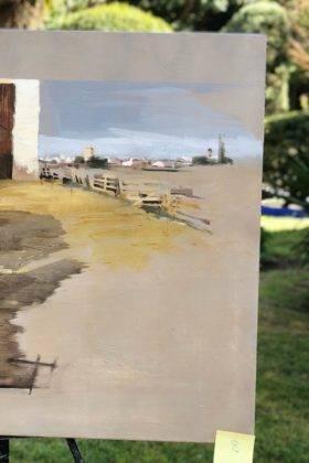 """concurso de pintura rapida feria 2018 herencia 9 280x420 - Celebrado el XII Certamen Nacional de Pintura Rápida """"Villa de Herencia"""""""