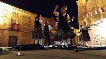 coros y danzas feria 2018 herencia 2