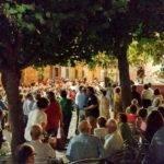 Veteranos de Coros y Danzas en la Feria de Herencia 3
