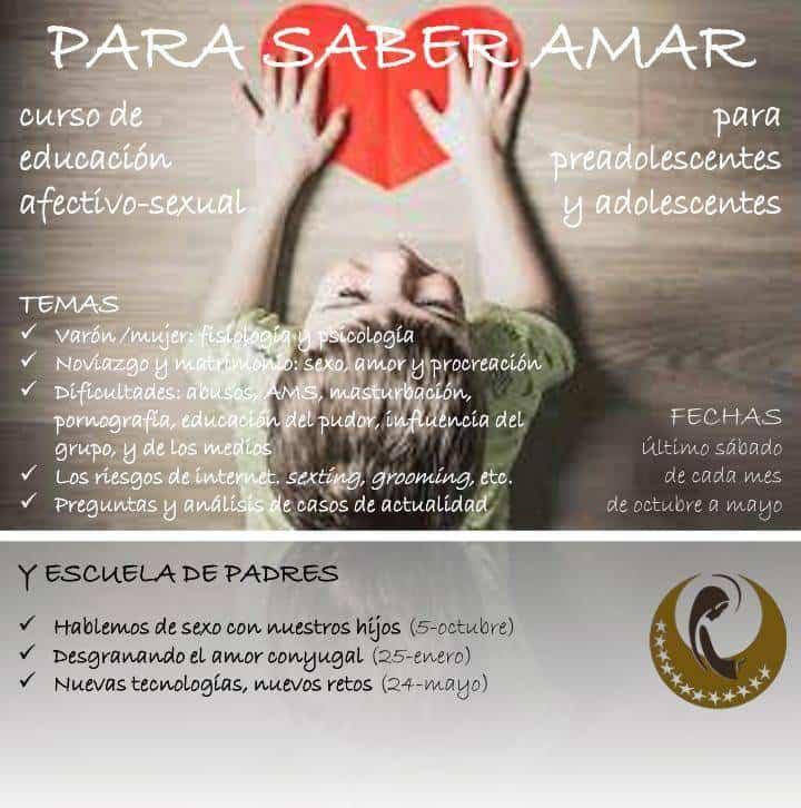 curso de educacion afectivo sexual de la parroquia de herencia - La parroquia de Herencia prepara un curso de educación afectivo-sexual