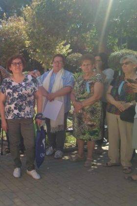 encuentro de encajeras 2018 herencia 1 280x420 - Fotografías del III Encuentro de Encajeras de Herencia