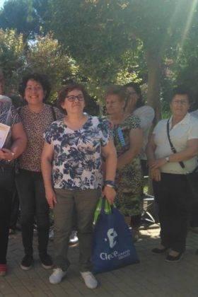 encuentro de encajeras 2018 herencia 14 280x420 - Fotografías del III Encuentro de Encajeras de Herencia