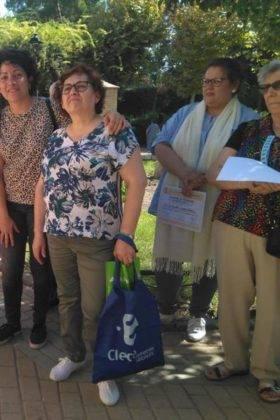 encuentro de encajeras 2018 herencia 16 280x420 - Fotografías del III Encuentro de Encajeras de Herencia