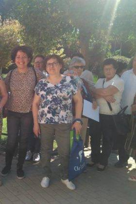 encuentro de encajeras 2018 herencia 18 280x420 - Fotografías del III Encuentro de Encajeras de Herencia