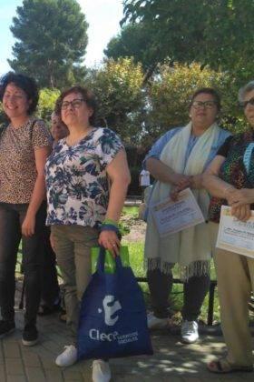 encuentro de encajeras 2018 herencia 3 280x420 - Fotografías del III Encuentro de Encajeras de Herencia