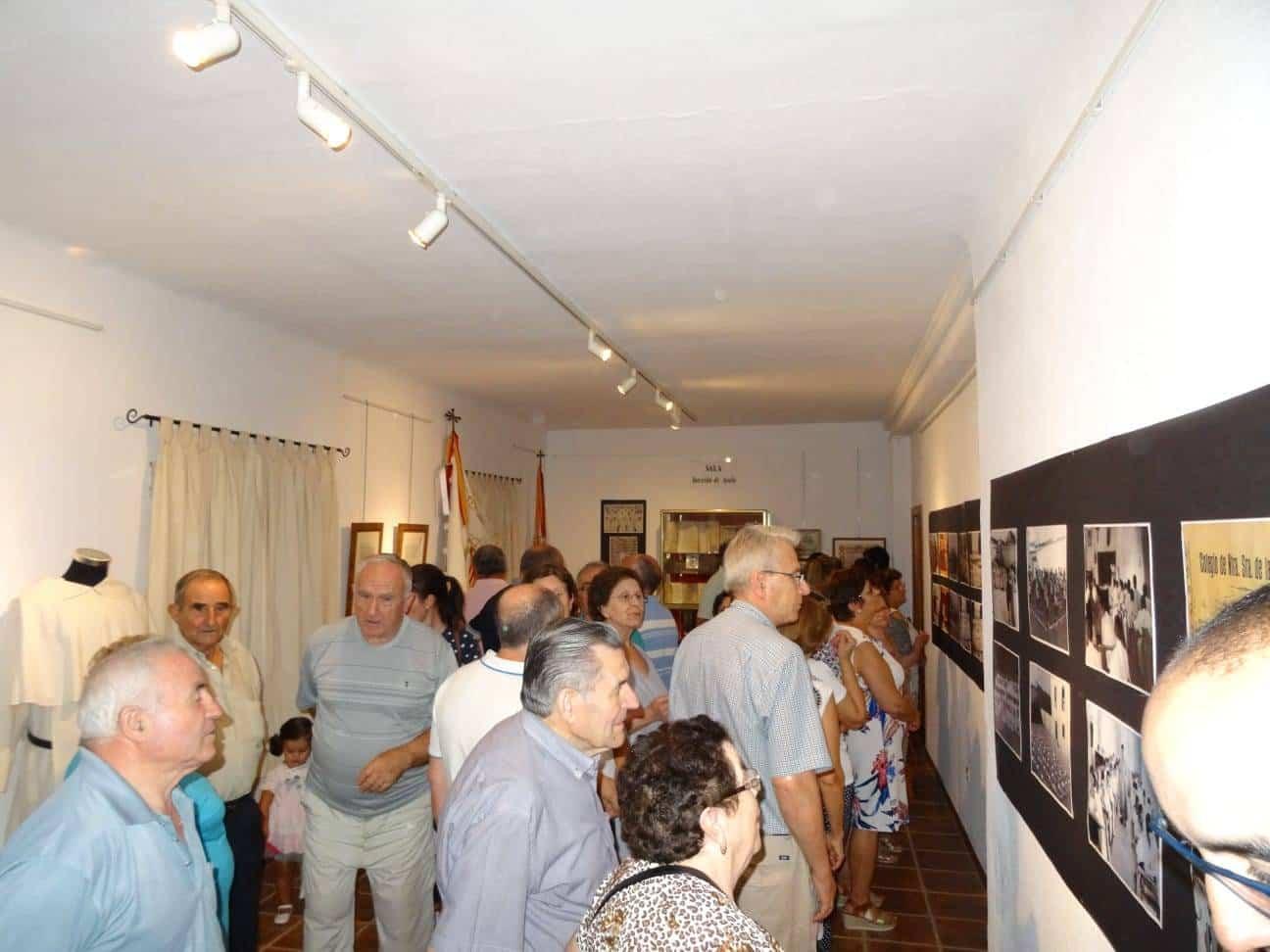Exposición La Merced en nuestros hogares 14