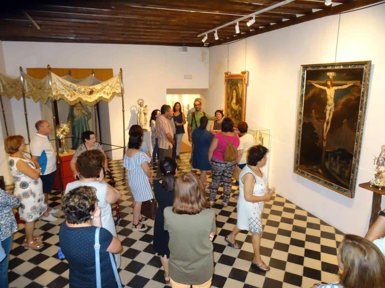 Exposición La Merced en nuestros hogares 15