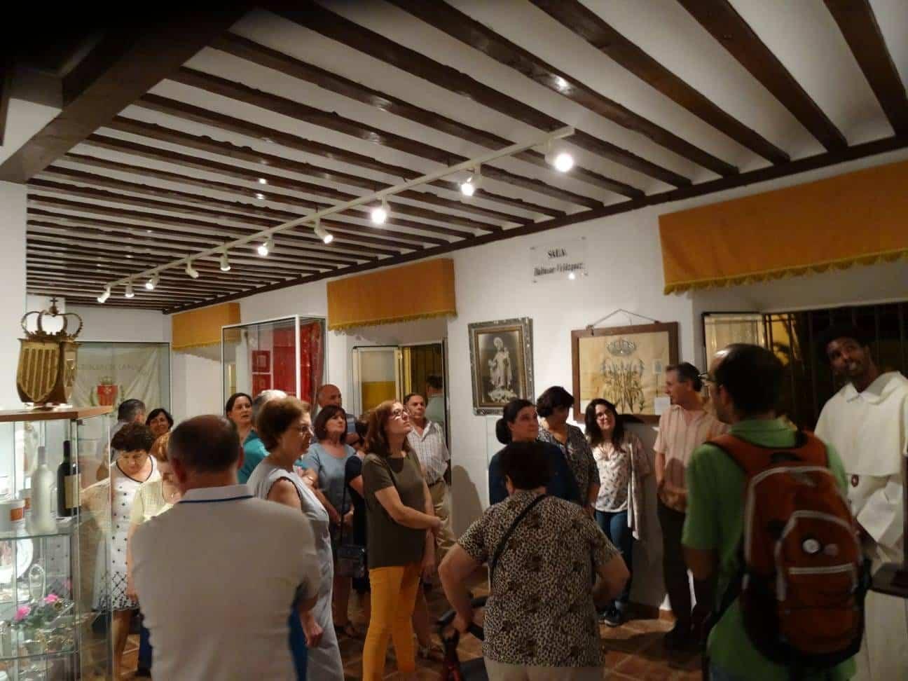 Exposición La Merced en nuestros hogares 13