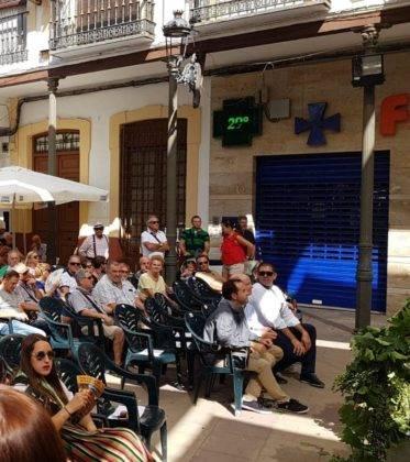 fiesta vendimia 2018 herencia 1 373x420 - DO La Mancha presente en la VI Fiesta de la Vendimia de Herencia