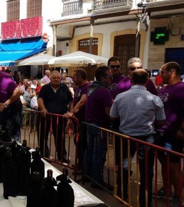 fiesta vendimia 2018 herencia 10 373x420 - DO La Mancha presente en la VI Fiesta de la Vendimia de Herencia