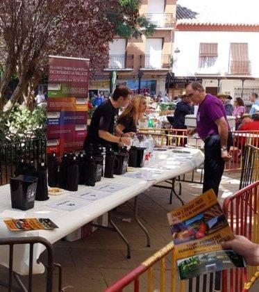 DO La Mancha presente en la VI Fiesta de la Vendimia de Herencia 12