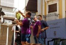 DO La Mancha presente en la VI Fiesta de la Vendimia de Herencia