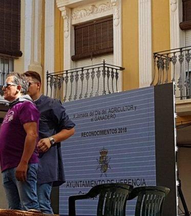 fiesta vendimia 2018 herencia 2 373x420 - DO La Mancha presente en la VI Fiesta de la Vendimia de Herencia