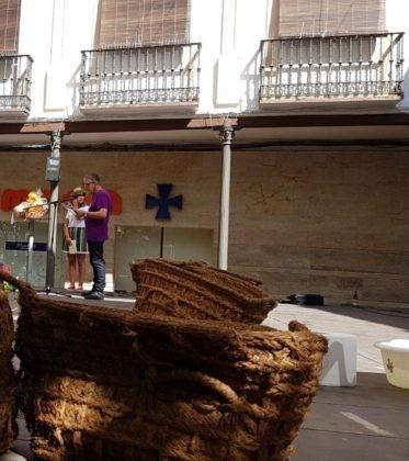 fiesta vendimia 2018 herencia 7 373x420 - DO La Mancha presente en la VI Fiesta de la Vendimia de Herencia