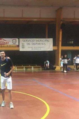 Final de la Liga de Verano de Fútbol Sala en Herencia 1