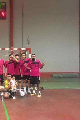 Final de la Liga de Verano de Fútbol Sala en Herencia 2