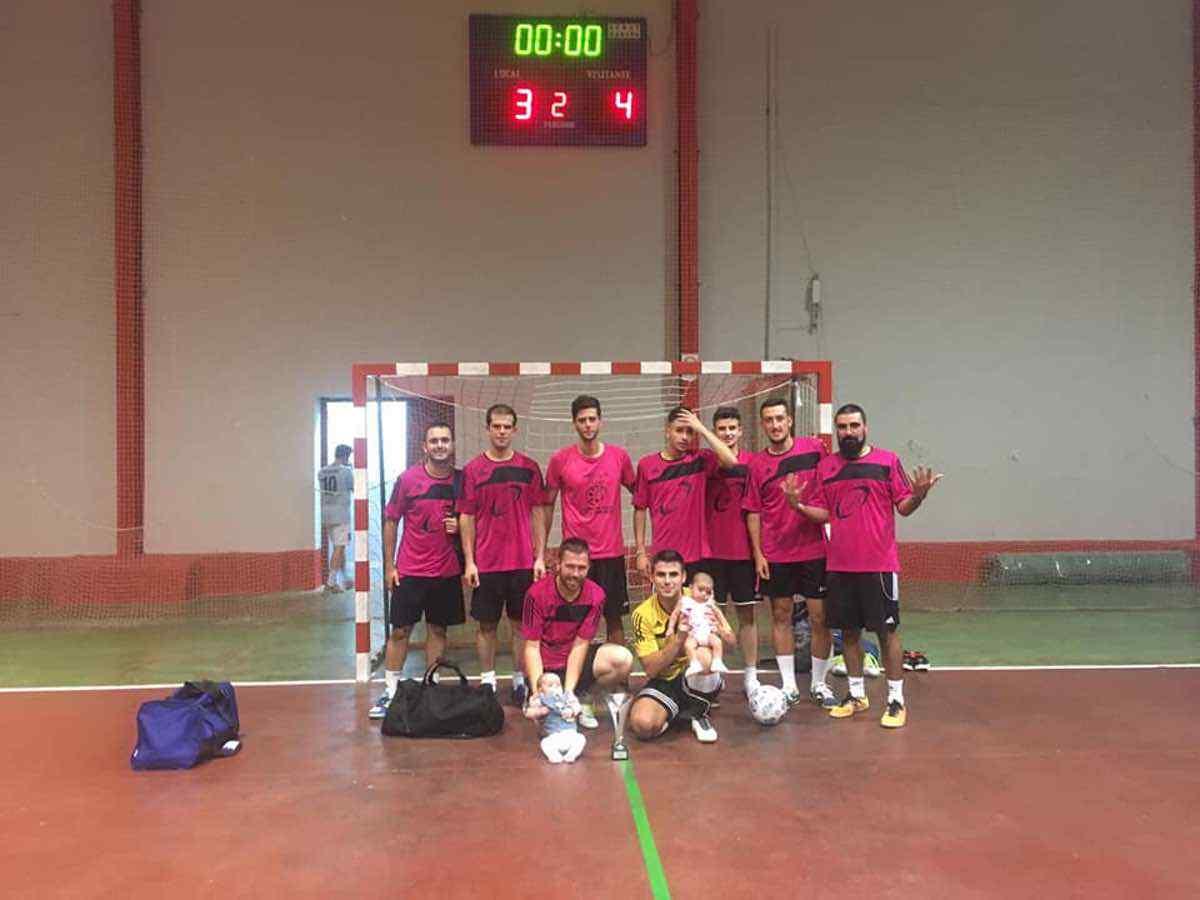 Final de la liga de verano de f tbol sala en herencia for Federacion de futbol sala