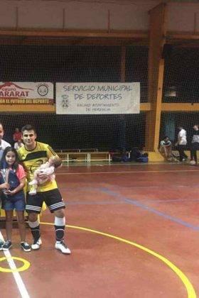 Final de la Liga de Verano de Fútbol Sala en Herencia 3