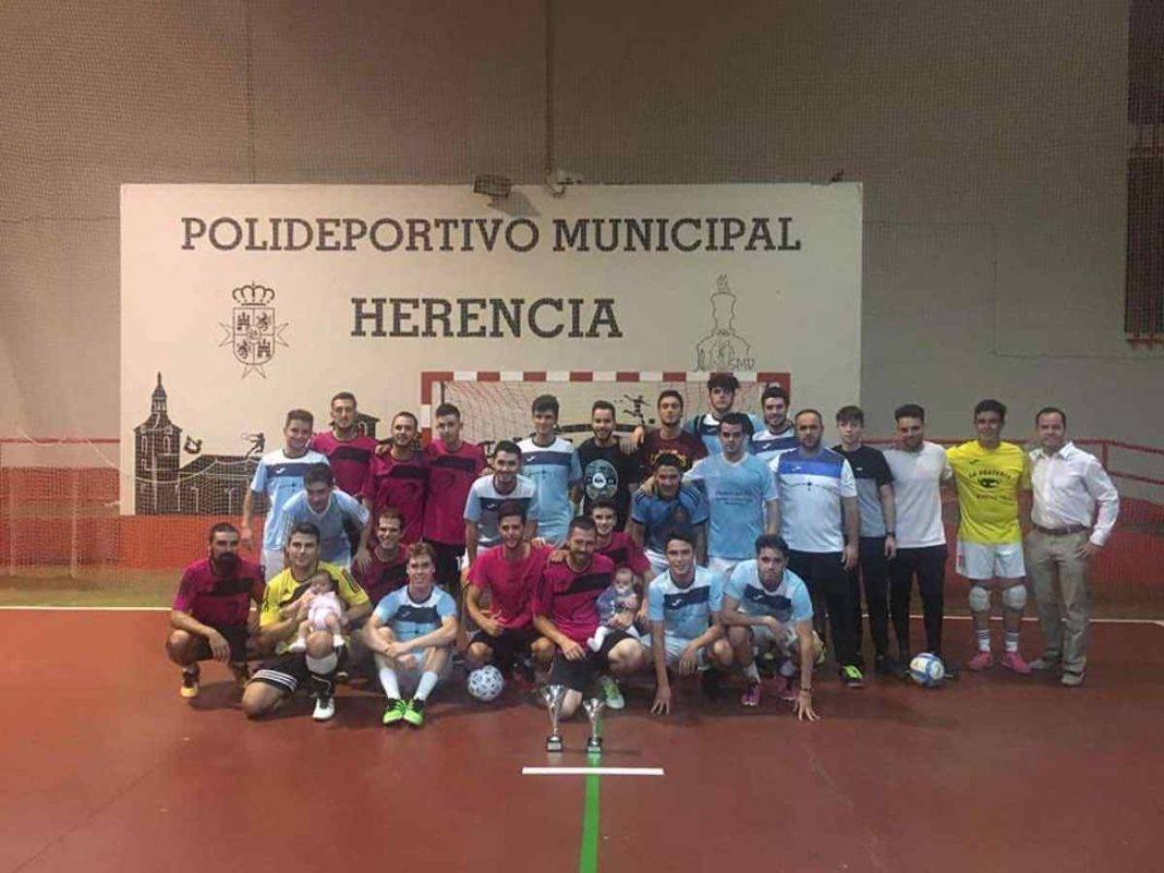 Final de la Liga de Verano de Fútbol Sala en Herencia 10