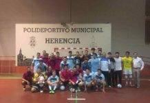 Final de la Liga de Verano de Fútbol Sala en Herencia