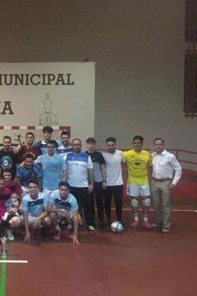Final de la Liga de Verano de Fútbol Sala en Herencia 4