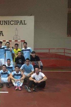 Final de la Liga de Verano de Fútbol Sala en Herencia 5